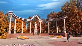 preview picture of video 'Bishkek Timelaps'