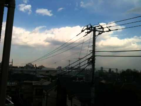 The Japan Earthquake Seen By Millions Of Digital Cameras