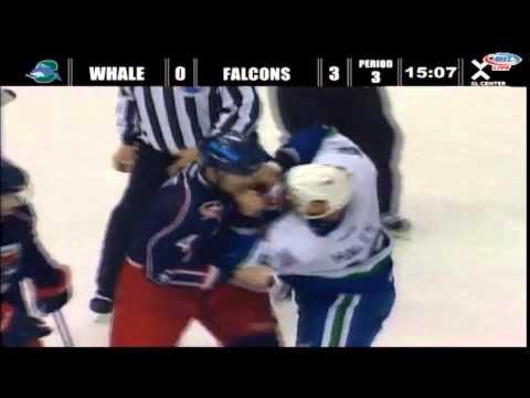 Dalton Prout vs Micheal Haley