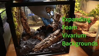 Building Dart Frog Vivariums X 3