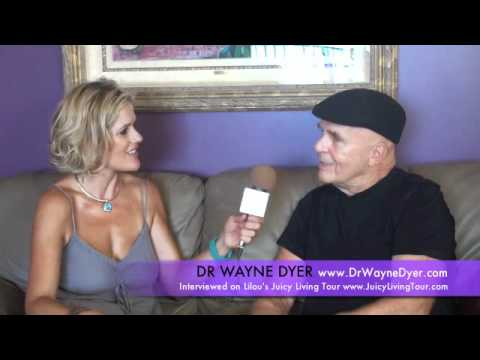 Full length Wayne Dyer interview