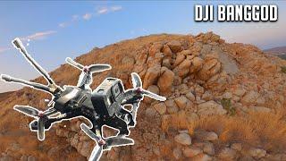 "Temescal Canyon FPV Cruising - 5"" BangGod DJI Build"