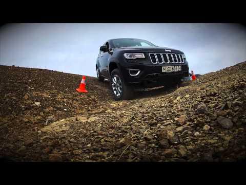 New 2014 Jeep Grand Cherokee Media Drive - Dubai