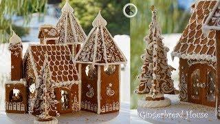 Beautiful Gingerbread House – Bruno Albouze