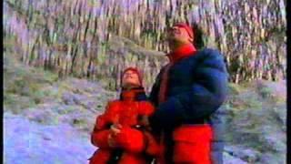 Sazka - Jackpot Sportky - Dovolená v Grónsku - reklama z roku 1998 @ Staré Reklamy