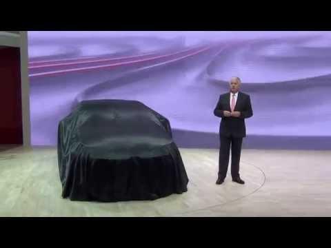 Toyota - Dubai International Motor Show 2015
