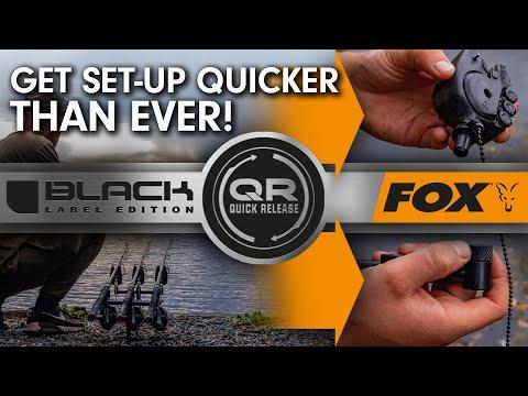 Conector rapid Fox Black Label QR Adaptor
