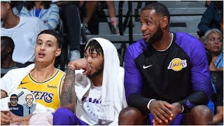 Is LeBron's minutes restriction  unfair to Lakers teammates and fans? | Jalen & Jacoby