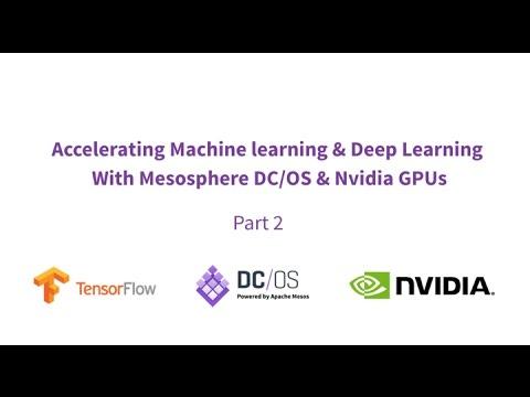 GPUs on DCOS
