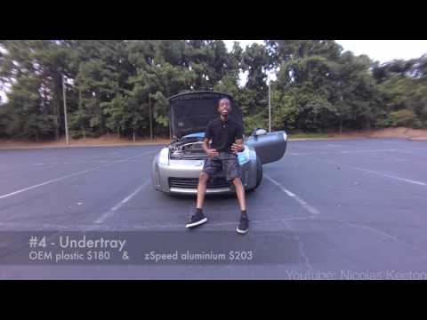 5 things that will break on your 350z
