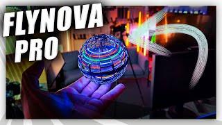 Flynova Pro - Der fliegende Fidget Spinner?