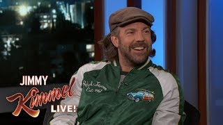 Jason Sudeikis & Olivia Wilde Took Four-Year-Old Son to Disneyland | Kholo.pk