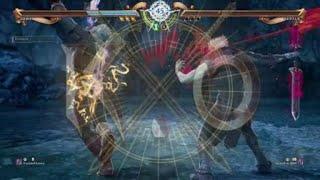 SC6 Groh(TwistedAsura) Vs Geralt(SonicFox5000)
