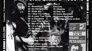 Peter Green & Kolors ~ Love That Burns