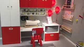 Kids Room Decoration Ideas | Kids Room Storage Ideas | IKEA Kids Room Ideas