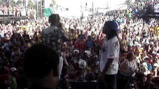 Mach & Daddy - Gracias A Dios @ PH, LAS TABLAS [Urbano507.com]