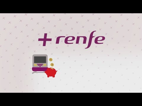 Renfe: Tarjeta+Renfe