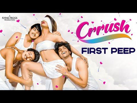 Crrush Telugu Movie First Peep