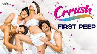 Crrush Telugu Movie First Peep | Ravi Babu | Abhay Simha | Ankita Manoj