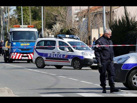 العرب اليوم - شاهد: إصابة شخصين في هجوم مسلح بمدينة ليون الفرنسية