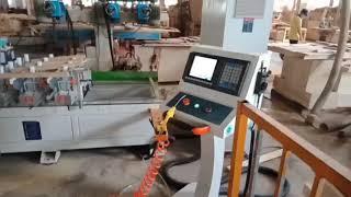 MÁY LÀM MỘNG ÂM CNC 4 Đầu 1 Line Bàn dài 2500mm Woodmaster giá tốt nhất thị trường VN