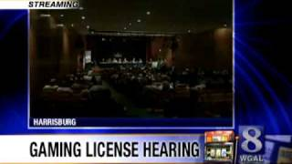 Gettysburg Casino Backers Make Pitch For Final Pa. License