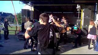 Video Sho-Hay - Džus @ Hot Dog fest 8