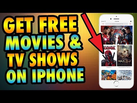 FREE Movie App For iPhone Xs/Xs Max! Stream/Download Movies