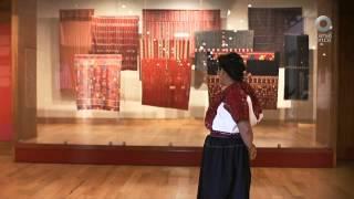 Creación y Oficio - Telar maya