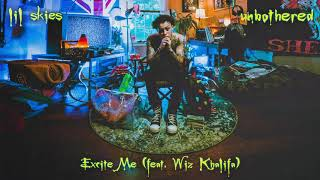 Lil Skies - Excite Me (feat. Wiz Khalifa) [Official Audio]
