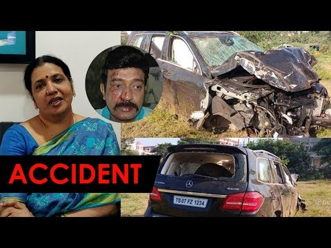 jeevitha-clarification-about-rajasekhar-car-accident-on-ring-road