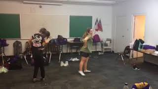 Tryout Dance Part 1