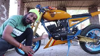 yamaha 100cc modified - मुफ्त ऑनलाइन वीडियो