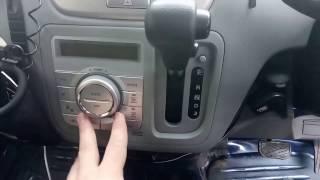 Suzuki Wagon R 2011 год. 0.7,атмосферник.