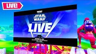 *NEW* FORTNITE RISKY REELS EVENT RIGHT NOW! STAR WARS EVENT! (FORTNITE BATTLE ROYALE)