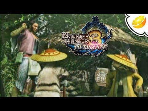 Download Monster Hunter 3 Ultimate Video 3GP Mp4 FLV HD Mp3 Download