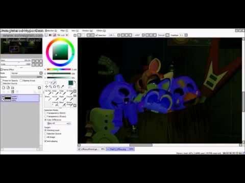 Steam Community :: Video :: [FNAF SpeedEdit] FNAF 2 as FNAF 3