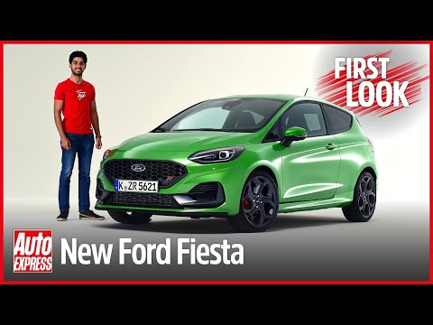 NEW 2022 Ford Fiesta first look: are the changes enough to beat the Vauxhall Corsa? | Auto Express