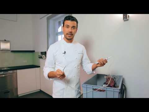 Chef´s Probe - App/Wareneingangskontrolle - Küchenthermometer