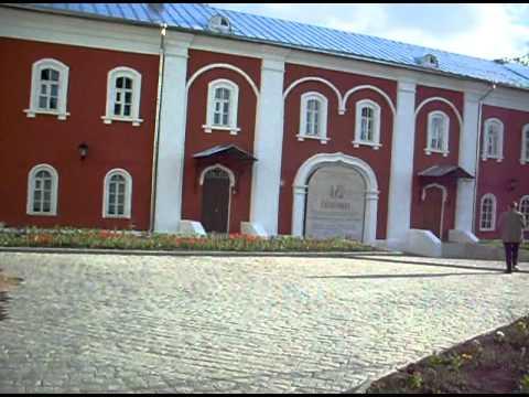 Ипатьевский монастырь г. Кострома часть