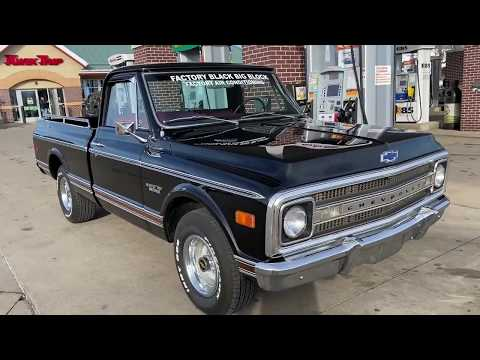 1969 Chevrolet C-10 in Big Bend, Wisconsin - Video 1