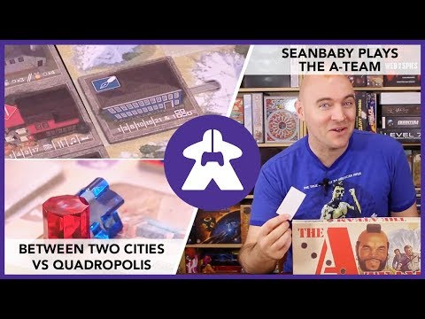 Quadropolis vs. Between Two Cities (Going Analog: Episode 8)