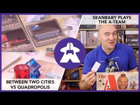 Quadropolis vs. Between Two Cities (Going Analog: Episode 8)
