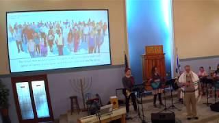 Shabbat Service - April 25, 2020