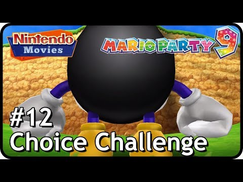 Video Mario Party 9 Solo Mode Peach Bowser Station Part 6 351 Mp3
