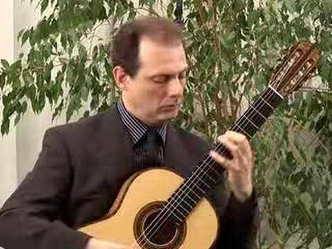 Stefano Grondona plays E. Granados: La Maja de Goya