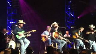 "Alan Jackson: So you don't have to love me anymore. ""LIVE"""