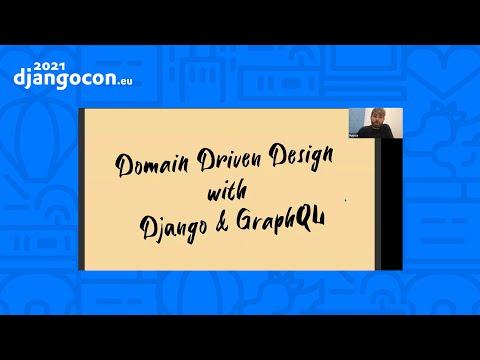 DjangoCon 2021 | Domain Driven Design with Django and GraphQL | Patrick Arminio thumbnail