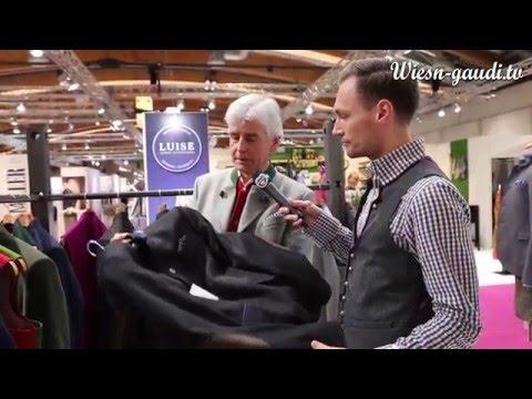 Tracht & Lederhose 2016 - Frederic Meisner Herren-Oktoberfest-Kollektion 2016