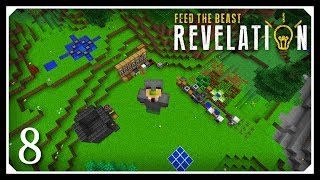 Lets Play Feed The Beast Revelation - Easy Quarry (4) - Most Popular